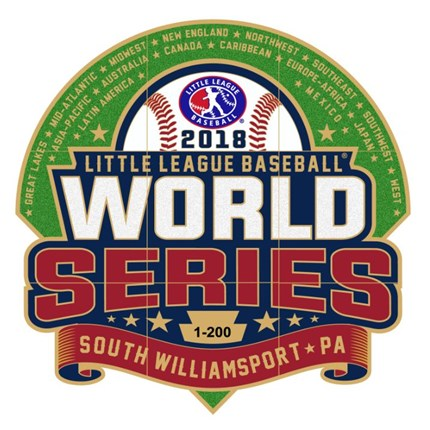 LITTLE LEAGUE WORLD SERIES-WORLD SERIES PUZZLE-2018