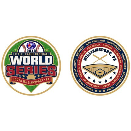 LITTLE LEAGUE WORLD SERIES-WS COIN 2018