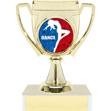 Victory Cup Insert Trophy Series - Dance