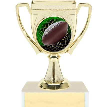 Victory Cup Insert Trophy Series - Football