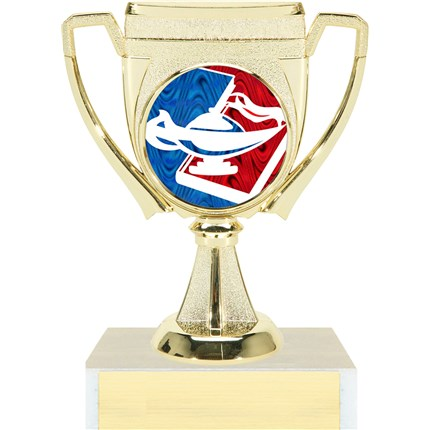 Victory Cup Insert Trophy Series - Academics