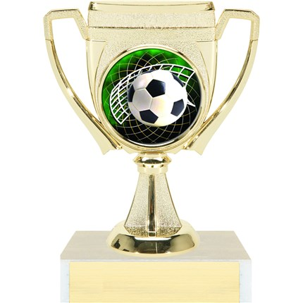 Victory Cup Insert Trophy Series - Soccer