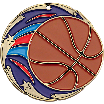 Color Star Series - Basketball