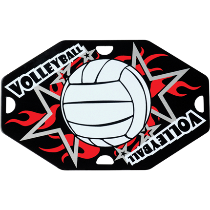 Street Tag Series - Volleyball
