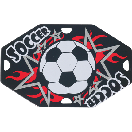 Street Tag Series - Soccer