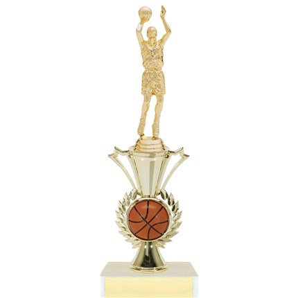 Radiance Riser Trophy Series - Basketball