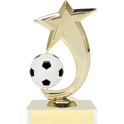 Shooting Star Spinner Trophy Series - Soccer