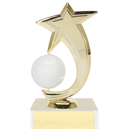 Shooting Star Spinner Trophy Series - Volleyball