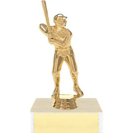Figure on Base Trophy Series - Baseball