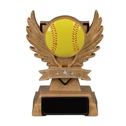 Victory Wing Resin - Softball