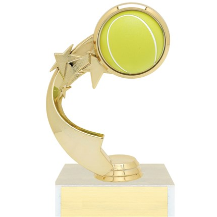 Ribbon Star Figure Trophy Series - Tennis