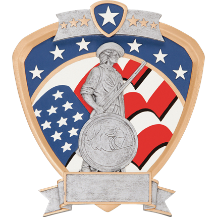 SHIELD SERIES - NATIONAL GUARD