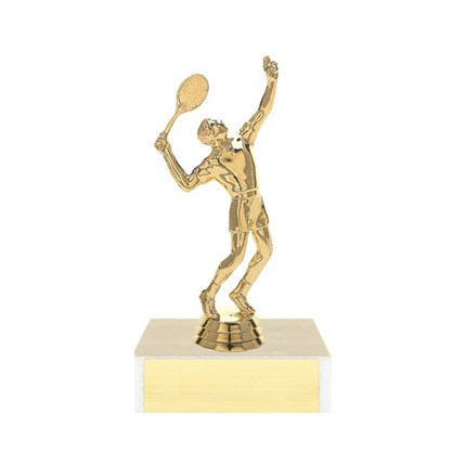 Figure on Base Trophy Series - Tennis