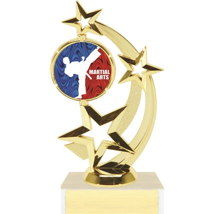 Astro Star Figure Trophy Series - Karate