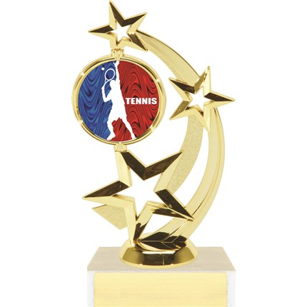 Astro Star Figure Trophy Series - Tennis