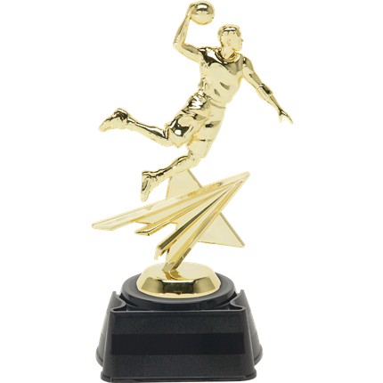 Star Figure Trophy Series - Basketball, M