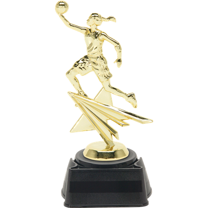 Star Figure Trophy Series - Basketball, F