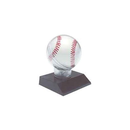 PRE-ASSEMBLED ALL STAR BASEBALL HOLDERS - DISPLAY CASE