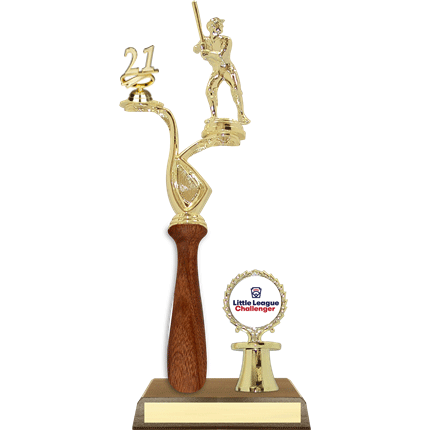Wood Bat Trophy Series - Baseball/Softball