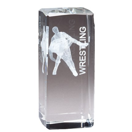 COLLEGIATE SERIES GLASS - WRESTLING