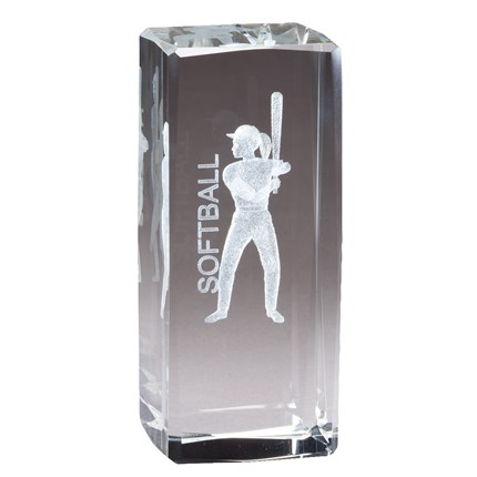 COLLEGIATE SERIES GLASS - SOFTBALL
