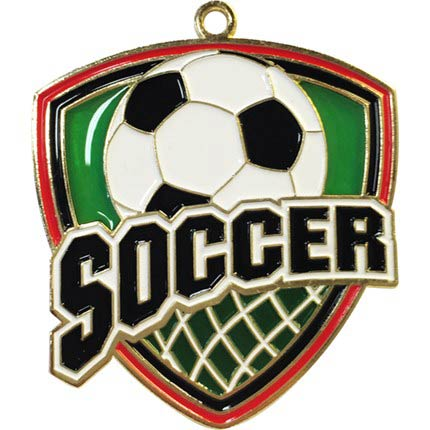 Medallion Series - Soccer