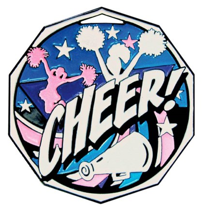 Decagon Colored Series - Cheer
