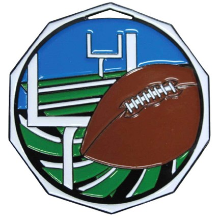 Decagon Colored Series - Football