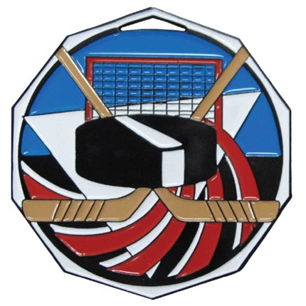 Decagon Colored Series - Hockey