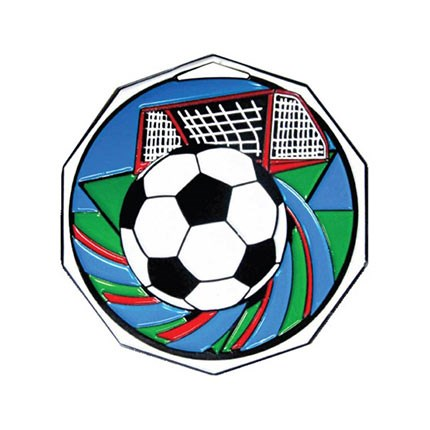 Decagon Colored Series - Soccer