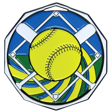 Decagon Colored Series - Softball