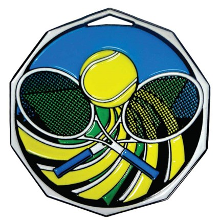 Decagon Colored Series - Tennis