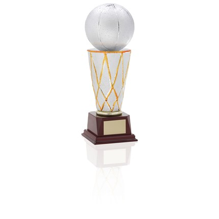 Ec-1251 Gold And Silver Basketball Series - Ceramic Cup
