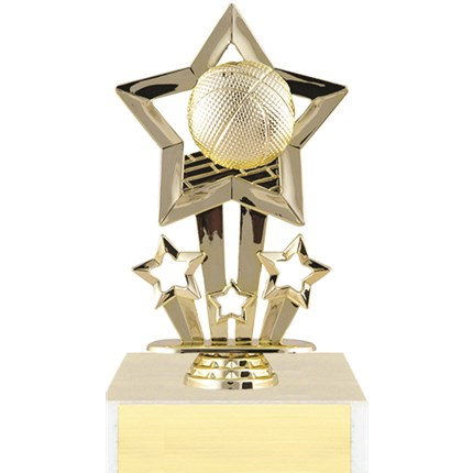 Star Figure Trophy Series - Basketball
