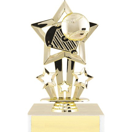 Star Figure Trophy Series - Baseball