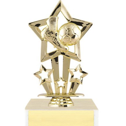 Star Figure Trophy Series - Soccer