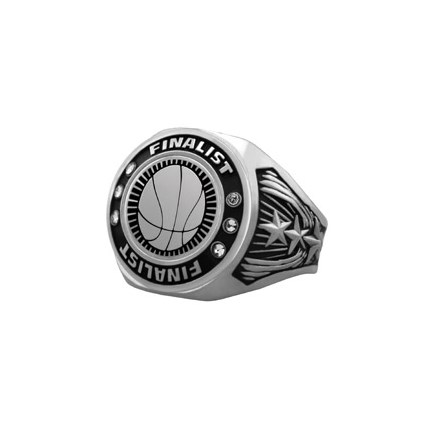 Bright Star Finalist Ring - SIlver