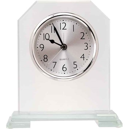 GLASS CLOCKS