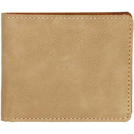 LASERABLE LEATHERETTE ITEMS - WALLET