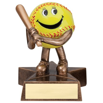 LIL' BUDDY RESIN SERIES - SOFTBALL