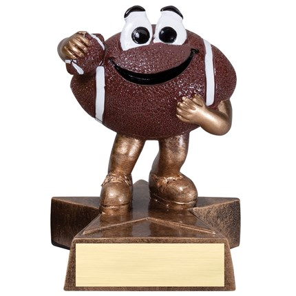 LIL' BUDDY RESIN SERIES - FOOTBALL