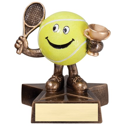 LIL' BUDDY RESIN SERIES - TENNIS