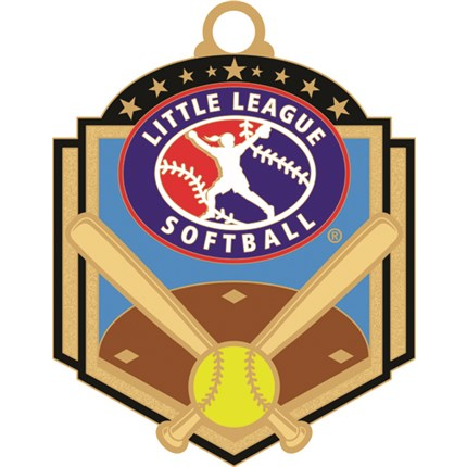 LL Medallion Series - Softball
