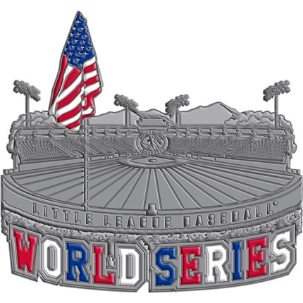 LITTLE LEAGUE WORLD SERIES-WORLD STADIUM - SILVER