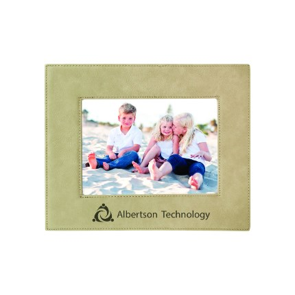 LASERABLE LEATHERETTE PHOTO FRAMES