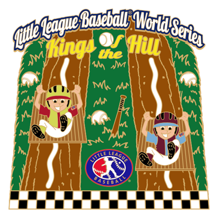 LITTLE LEAGUE WORLD SERIES-HILL SLIDER SET-2016