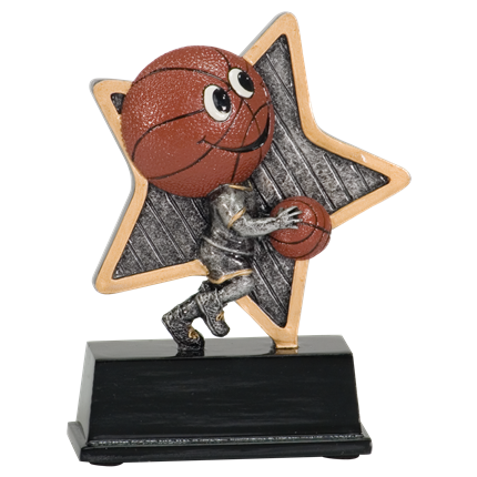 Little Pals Series - Basketball