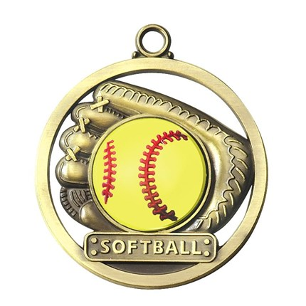 Game Ball Series - Softball
