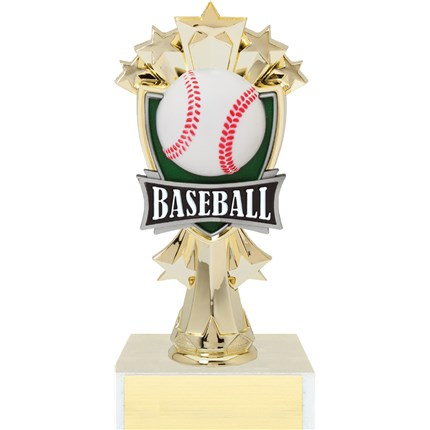 All Star Sport Figure Trophy Series - Baseball