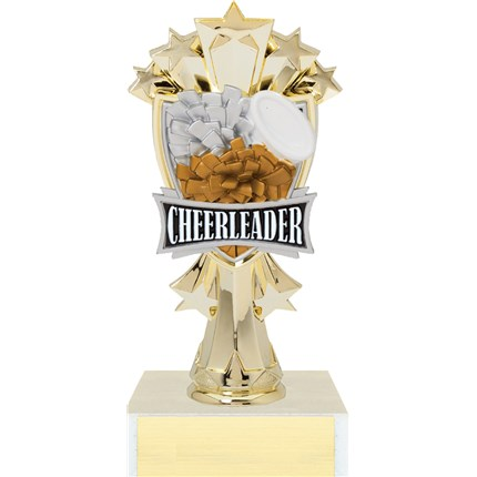 All Star Sport Figure Trophy Series - Cheer